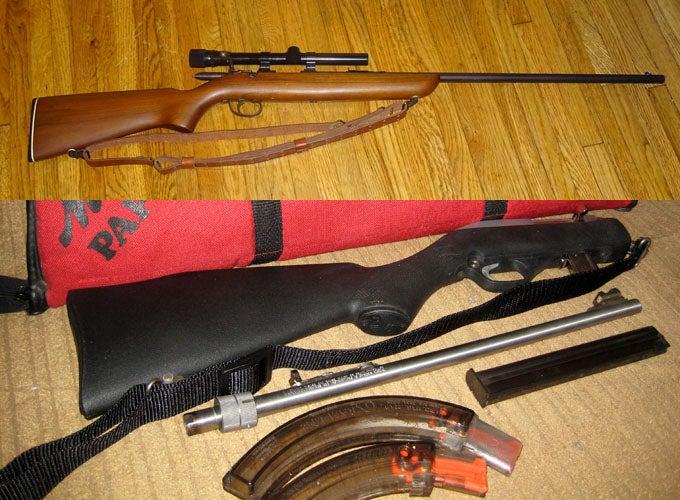 Gunfight Friday: Utility Rimfires