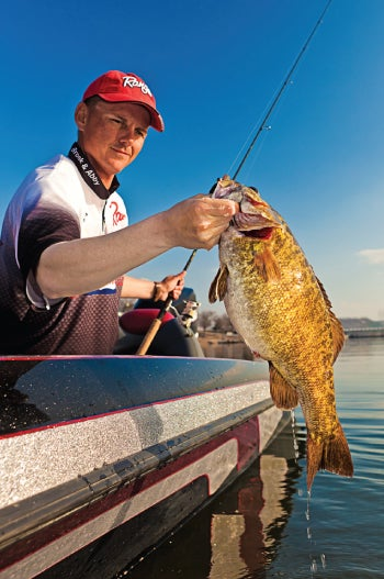 Use This Smallmouth Technique to Gaurantee Big Hits