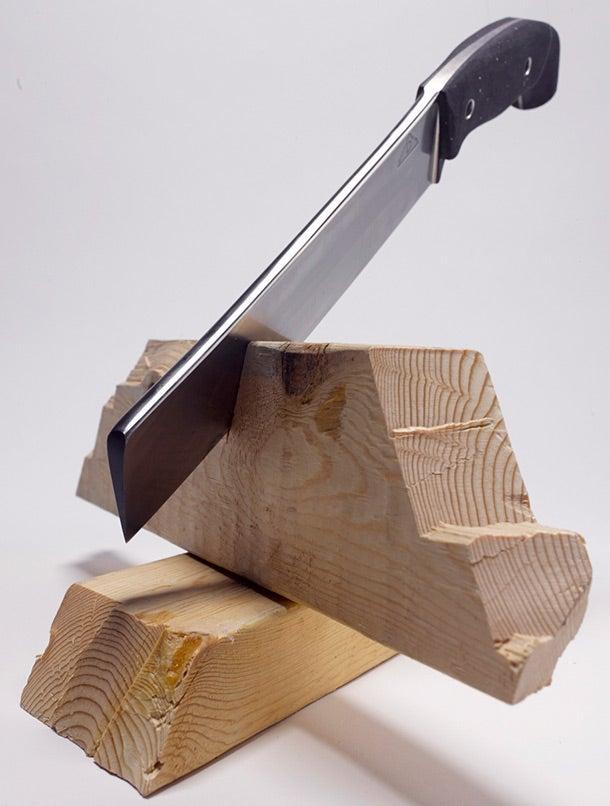 Blade Sharpening Tips from an Expert