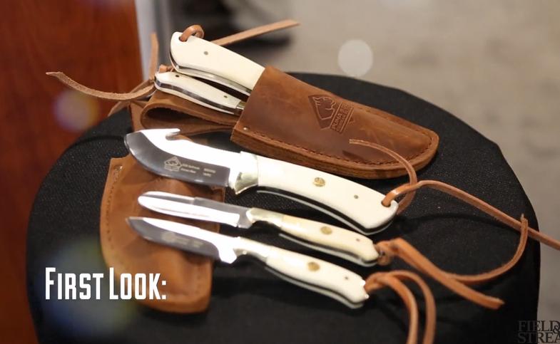 New Hunting Knives: Puma Trophy Set