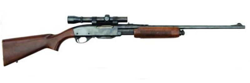 remington 760