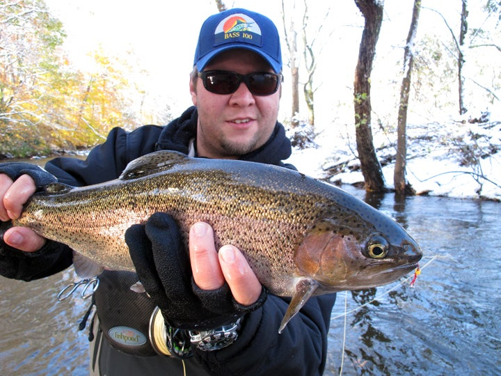Fly Fishing Tips for Catching Winter Trout