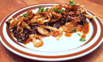 How to Make Southern-Style Venison Liver and Onions