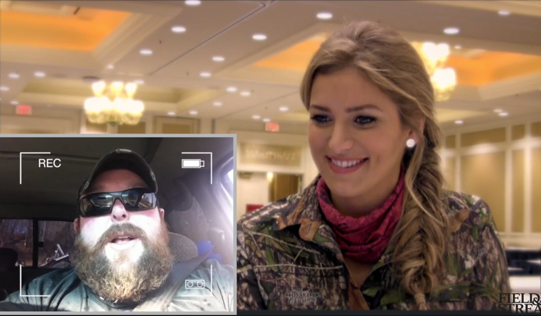 Video Q&A: Eva Shockey on Getting into Hunting, Wearing Socks as Gloves, and Bearded Men