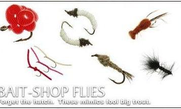 Bait-Shop Flies