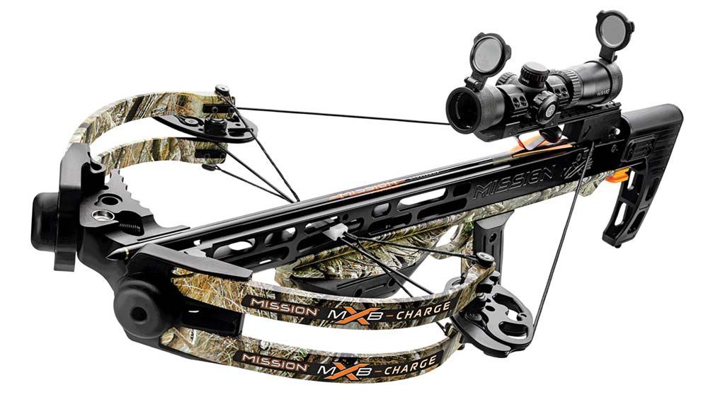 mission mxb charge crossbow 2017