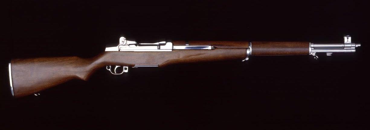 General George S. Patton's Winchester M1 Garand presentation gun