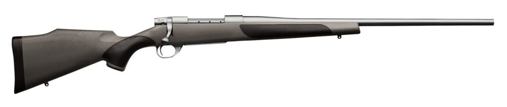 Weatherby Vanguard Stainless Synthetic