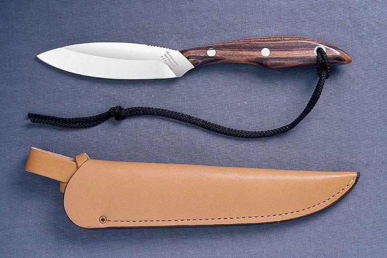 russel canadian belt knife