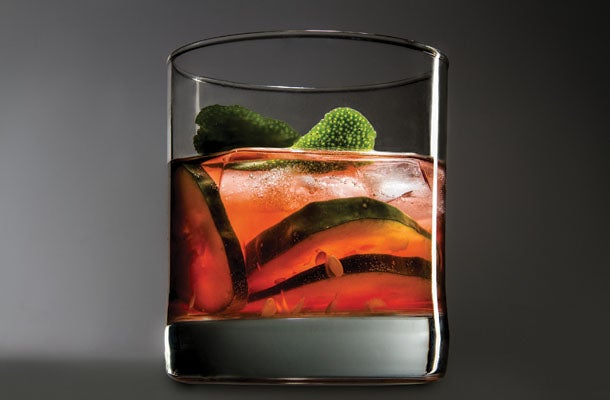 The Perfect Cocktail for Wild Turkey