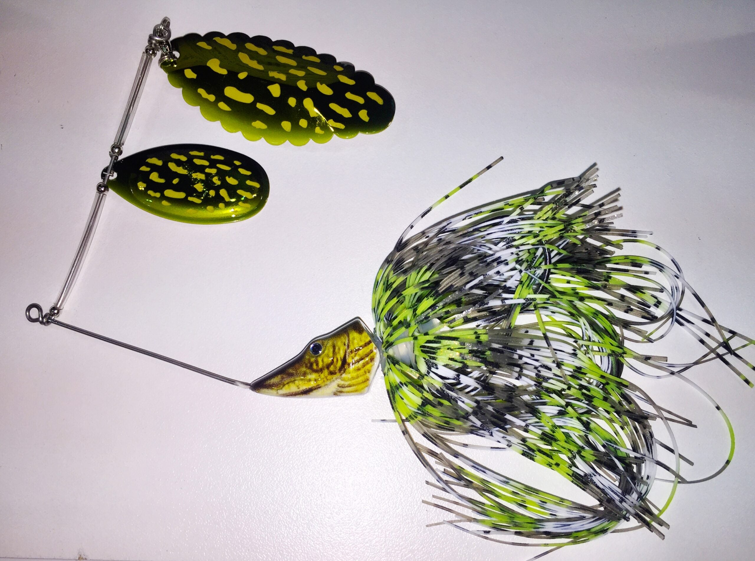 Ultra-Realism Has Infected All Other Lure Categories, So Why Not Spinnerbaits?