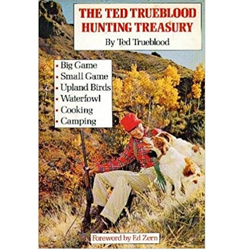 ted trueblood hunting treasury book