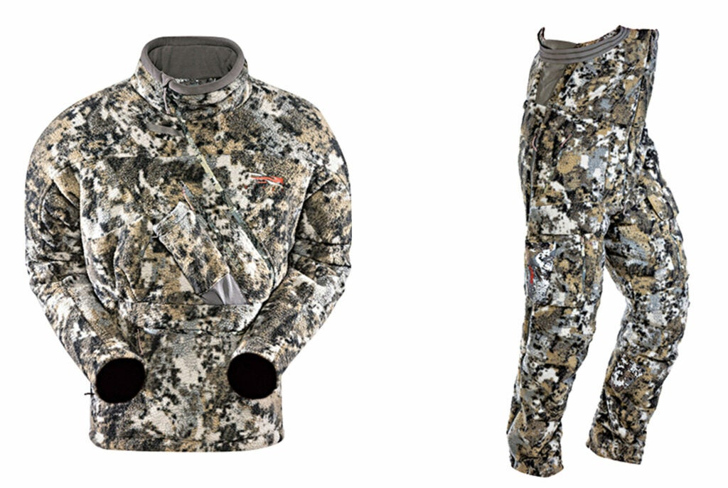 Sitka Fanatic Jacket and Bibs
