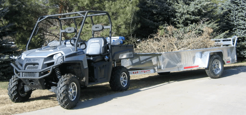 Tips for Towing and Hauling Heavy Loads in Your UTV
