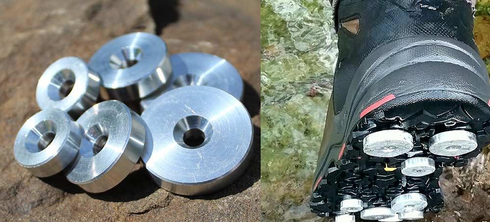 Rock Treads Fry Kit