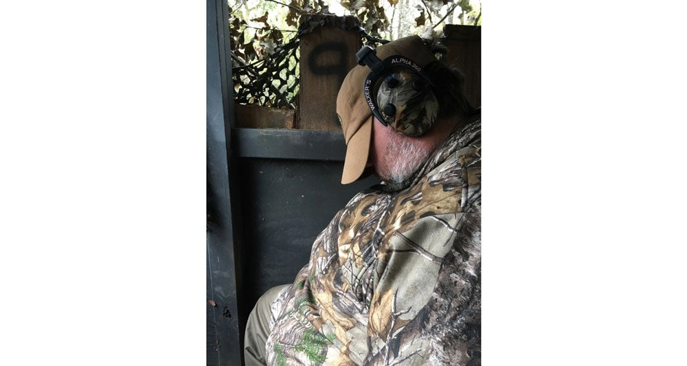 thomas shurgar nap during duck hunt arkansas
