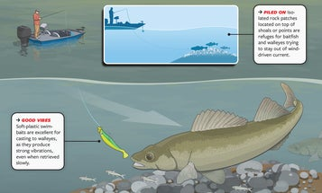 Throttle Down: Ditch the Trolling Gear, Cast Your Way to Big Walleyes