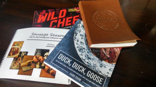 Six Great Cookbooks for Christmas