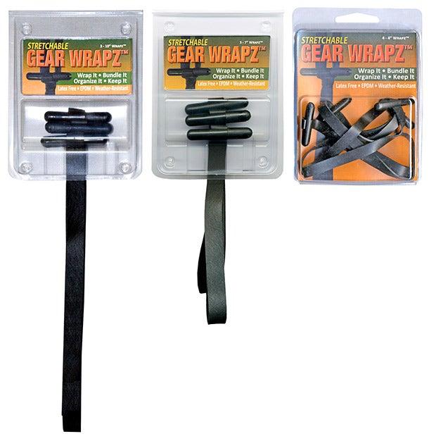 alliance rubber gear wraps straps