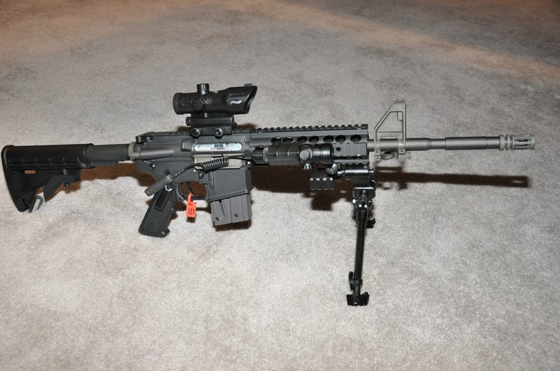 best rifles 09