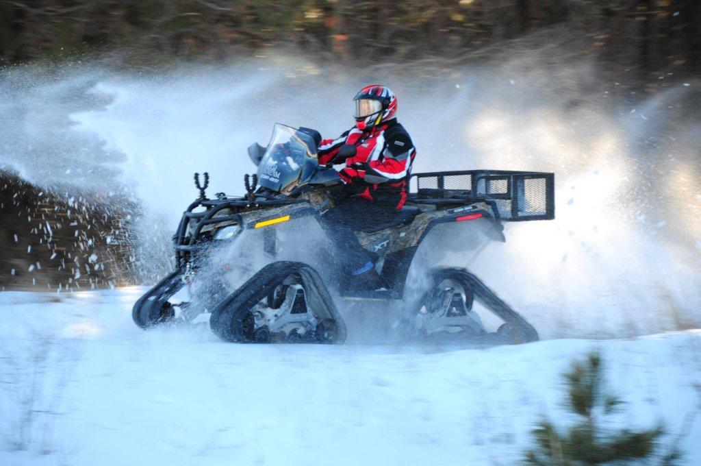 ATV Project: Building A Quad For All Seasons