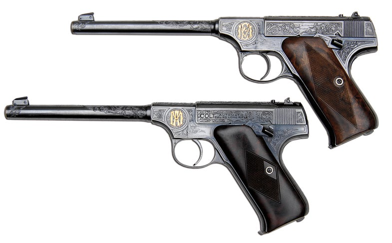 The Rare and Historic Firearms On The Block at the James D. Julia Auction House