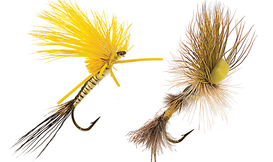 Nealy's Hex & Hex Polyback Emerger