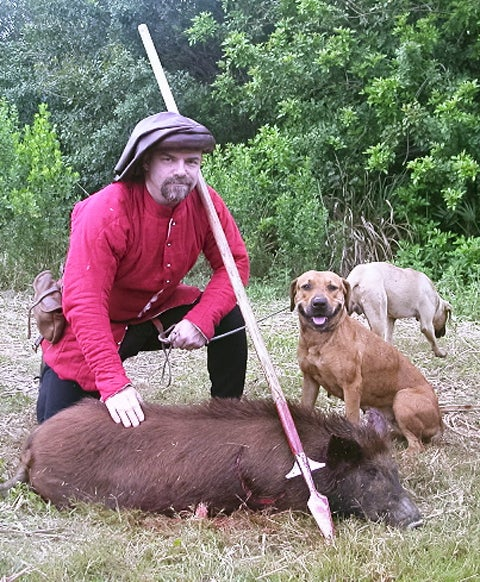 Getting Medieval: Serious Hunting With Gear From the Middle Ages