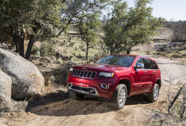 Review: 2014 Jeep Grand Cherokee