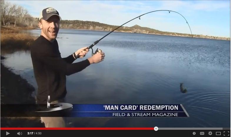 Man Card Redemption For Colorado News Anchor?