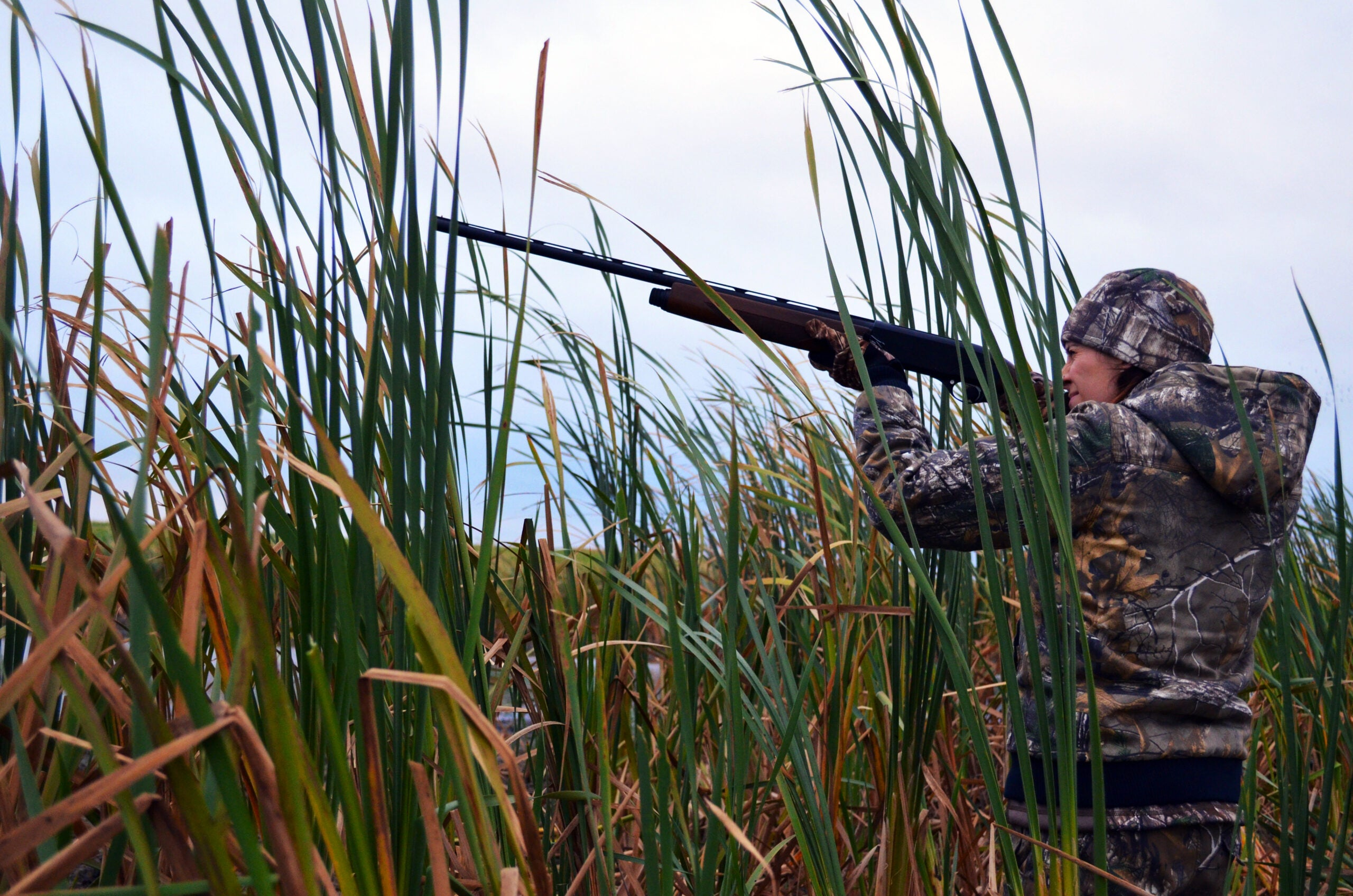Number of Female Bird Hunters on the Rise