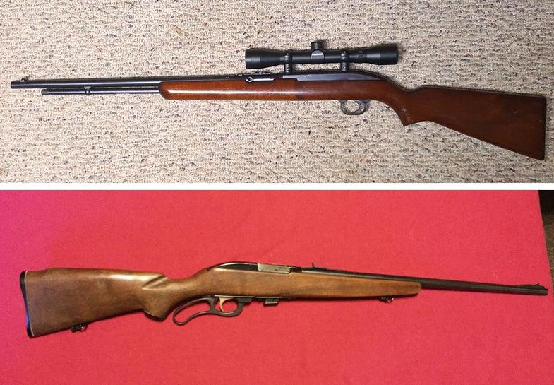 Gunfight Friday: Rimfires of the 1950s