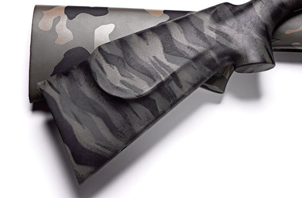 DIY Camo: Give Your Synthetic Gunstock a Paint Job