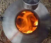 Make Hot Drinks on Windy Days with the Kelly Kettle