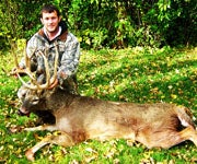 Foot-Long Tines: An Iowa Monster Buck That Was Worth Three Years of Only Does
