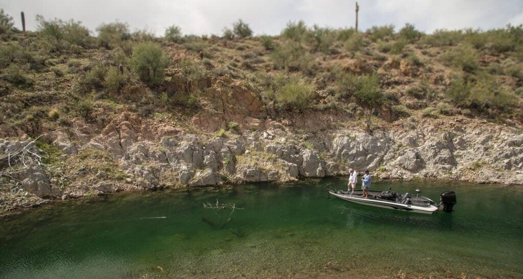 bass flyfishing lakes