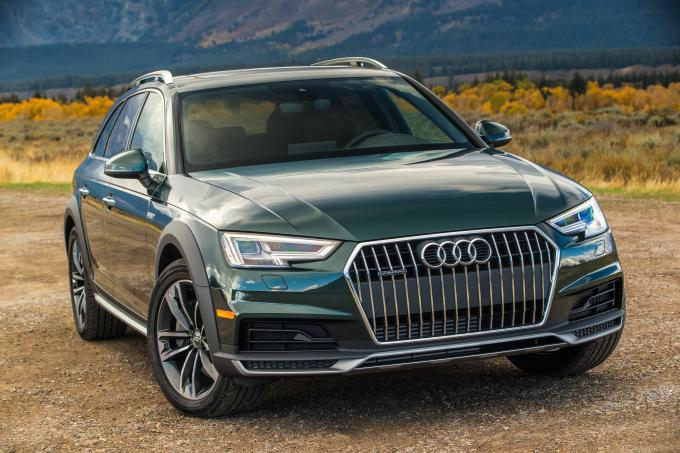 Review Audi A4 Allroad
