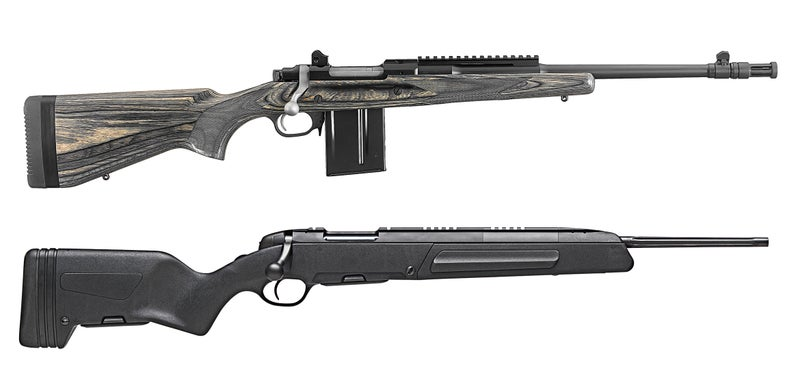scout rifles, guns, shooting,