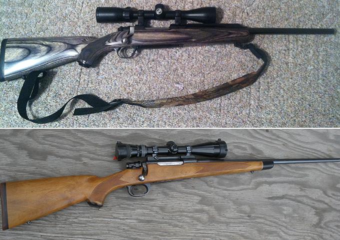 Gunfight Friday: Model 77 Frontier vs. Interarms Mauser
