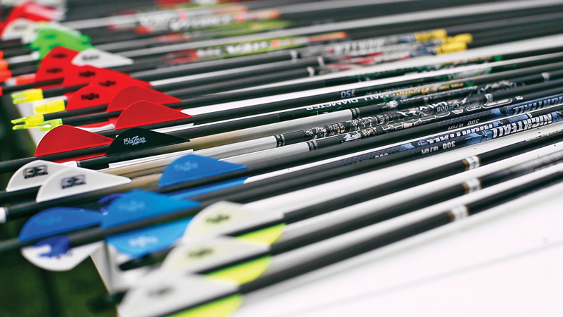 Top Flight: Best Hunting Arrows Put to the Test