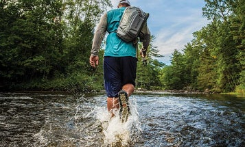Eight Rules of Flyfishing for Late-Summer Smallmouths