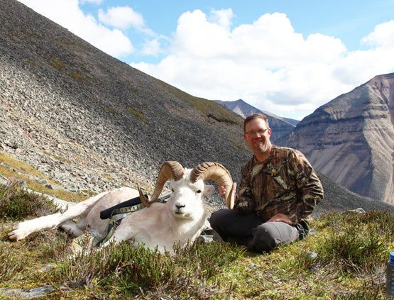 Dall Sheep Hunting in the Northwest Territories' Mackenzie Mountains