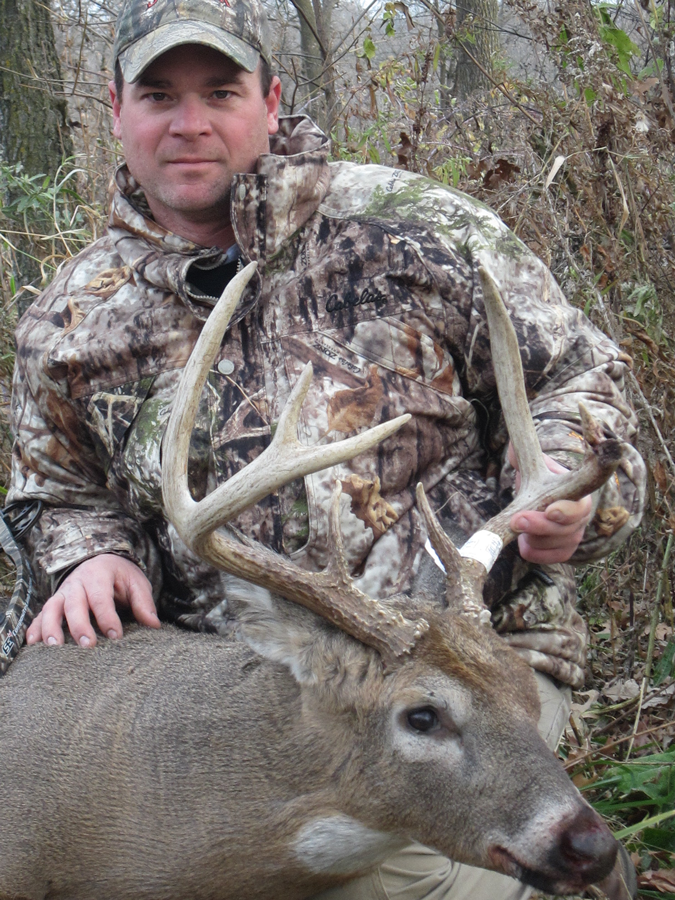 The Rut is On Throughout the Region