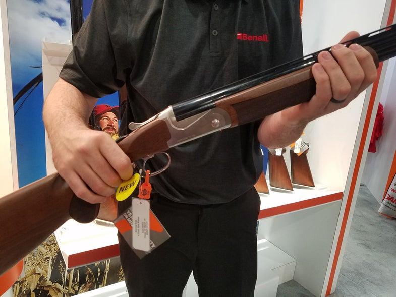 beretta, franchi, 16-gauge shotgun, Shot Show, las vegas, 2018