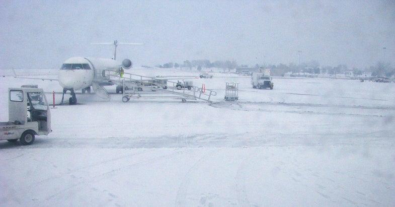 Wisconsin Hunter Keeps Airport Runway Clear of Deer