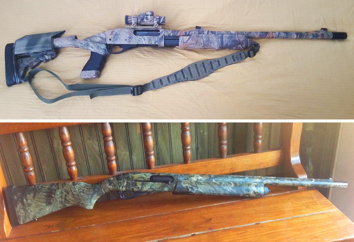 Gunfight Friday: A Remington Turkey-Gun Shootout