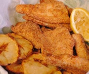 Friday Food Fight: Catfish vs. Lake Trout
