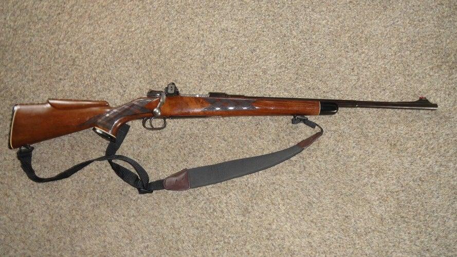 Chilean Mauser