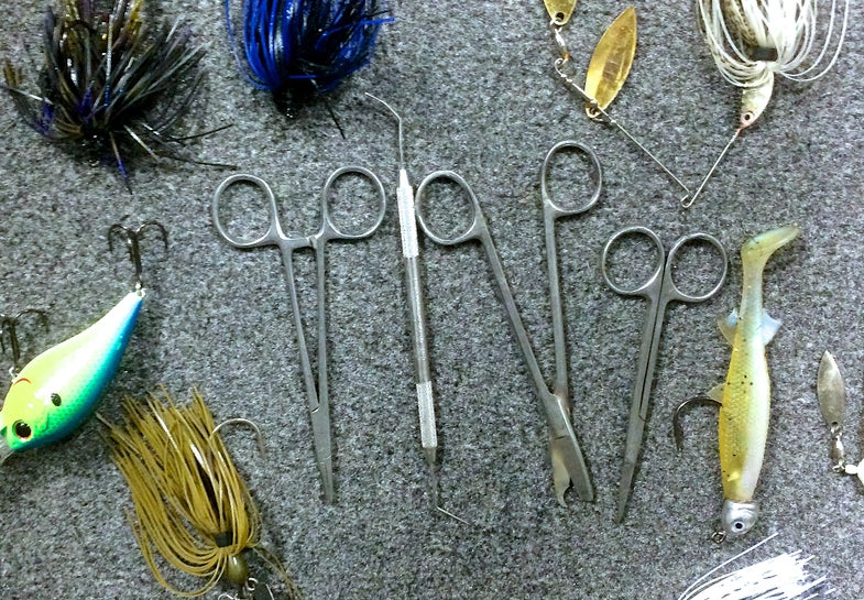 Need A Last-Minute Gift For A Bass Nut? Try Surgical Tools