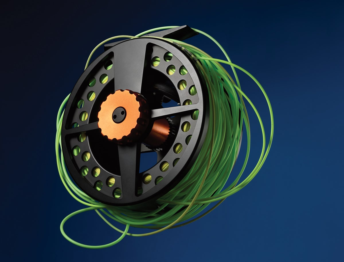 How to Palm a Fly Reel